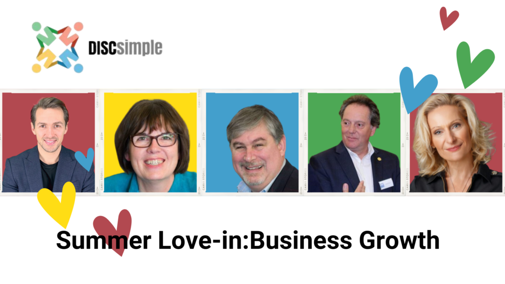 Business Growth DISCiples