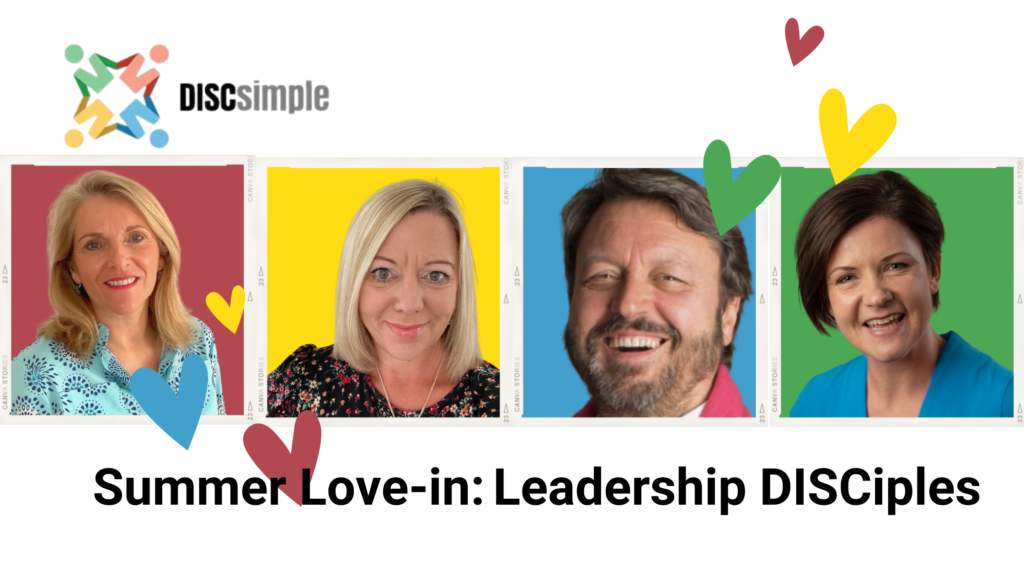 our leadership team disciples