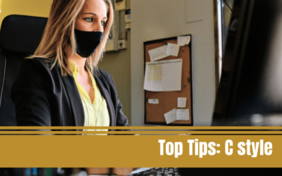 Top DISC Tips for Getting back to the Workplace: C Style