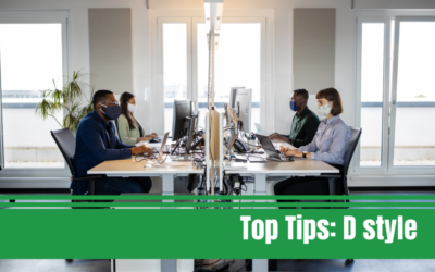 Top DISC Tips for Getting back to the Workplace: D Style